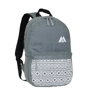Tribal Pattern Backpack