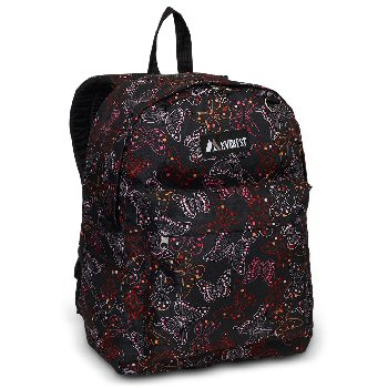 Classic Pattern Backpack