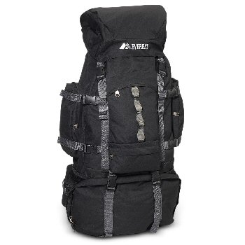 Hiking Pack w/ Metal Frame