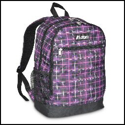 4045p - Multi-Compartment Casual Backpack