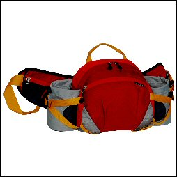 Outdoor Waist Pack w/ Bottle Holder
