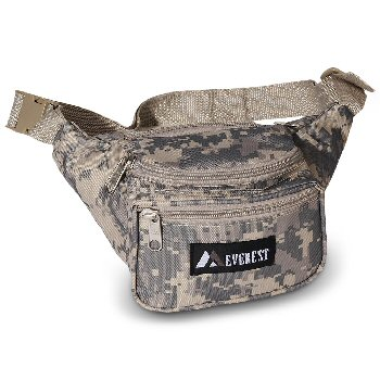 Digital Camo Waist Pack